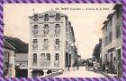 CPA - BORT - Avenue de la Gare ( centrale Hotel )