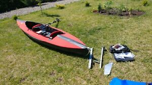 Folbot Greenland II 2-Person Folding Kayak