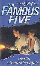 The Famous Five.. Five Go Adventuring Again BRAND NEW BOOK by Enid Blyton 2001