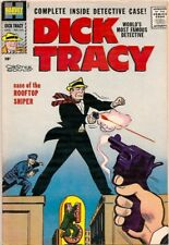D713 Dick Tracy 135 Harvey Golden Age Comic Book