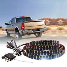 "60"" Inch Truck Tailgate LED Brake Light Bar Reverse Turn Signal Stop Tail Strip"