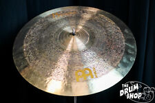 "22"" Meinl Byzance Jazz Tradition Light Ride (video demo)"