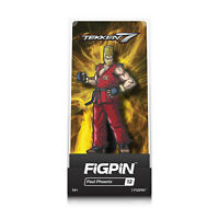 Figpin Tekken 7 Paul Phoenix Collectible Pin #12 NEW