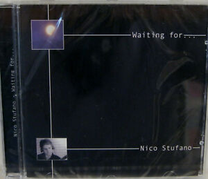 """NICO STUFANO """"WAITING FOR...""""  cd sealed"""