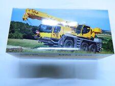 """WSI 10057 Liebherr LTM 1050-3.1 Mobile Crane 1:50 """"Ocean Traders"""""""