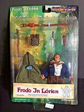 MIDDLE-EARTH TOYS LORD OF THE RINGS FRODO IN  LORIEN ACTION FIGURE HOBBIT S-76