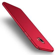 360° Shockproof Matte Hard Back Case Slim Cover For Samsung Galaxy J5 J7 Prime