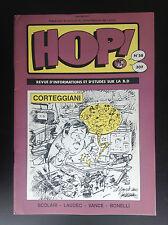 Rare revue BD Hop N° 58 1993 Corteggiani Bon état