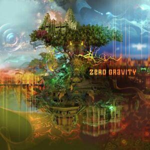 Zero Gravity - 2CD Interchill Records Chillout Ambient Goa Downbeat