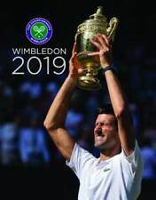 Wimbledon 2019: The Official Review of The Championships - Hardcover - VERY GOOD