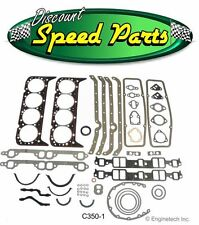 1959-1985 Chevrolet GM V8 283 307 327 350 Enginetech FULL ENGINE GASKET KIT