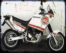 Cagiva Elefant 900Ie 91 2 A4 Metal Sign Motorbike Vintage Aged