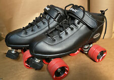 Riedell Dart Roller Derby Speed Skates Size 10 NEVER USED