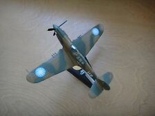 Curtiss P-40E Warhawk diecast Matchbox Collectibles 1/72 AVG Flying Tigers