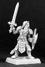 Sir Theo Crusaders Adept Reaper Miniatures Warlord RPG D&D Dungeon Wargames