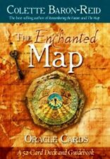 The Enchanted Map Oracle Cards by Colette Baron-Reid (NEW & Sealed)