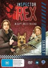 Inspector Rex : Series 7 (DVD, 2012 release, 4-Disc Set)