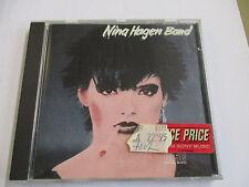 Nina Hagen Band - Nina Hagen Band (first release CBS 1985)