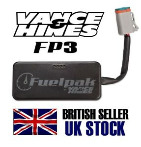 2007-2011 Harley FXD Dyna Super Glide: Vance and Hines Fuel Pak FP3 Tuner: 66007