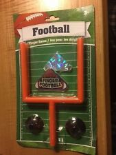 Football Table Top Finger Game - Great for Children Over 3 - Great Table Top Fun