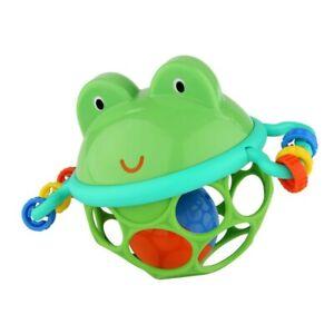 Bright Starts Jingle & Shake Pal Frog Ball