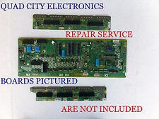 TC-P50GT30 TNPA5335BJ TNPA5336AG TNPA5337 Panasonic Repair Service 7 Blinks