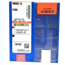 H●KORLOY FMM300R-03 PC9030 Carbide Inserts CNC TOOL.