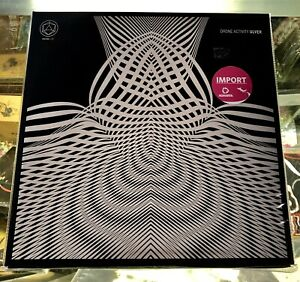 ULVER- Drone Activity 2XLP On Black Vinyl House Of Mythology Import New