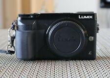 Panasonic Lumix DMC-GX85 Mirrorless Micro 4/3 Digital Camera Body Used In Box