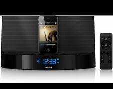 Philips AJ7040D/37 iPhone Dock / AUX Input / AM/FM Radio & Alarm Clock System