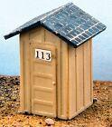 AM MODELS HO Scale Small Shanty No Windows 113 NIP