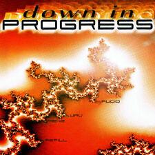 Best Service / DOWN IN PROGRESS / Sampling-CD / 4CDs: WAV+REX+Audio+Refill