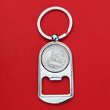 2014 Virginia Shenandoah National Park Quarter Key Chain Ring Bottle Opener NEW