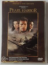 PEARL HARBOR (2001) SPECIAL 2 DISC EDITION DVD (#DVD00111)