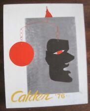 Alexander Calder '76 The Cutouts Pace Wildenstein Accordion Book 2002 Sculpture