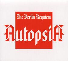 AUTOPSIA The Berlin Requiem CD The Moon Lay Hidden Beneath A Cloud