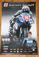 2014 Garrett Gerloff Graves Motorsports Yamaha YZF-R6 Sportbike AMA poster