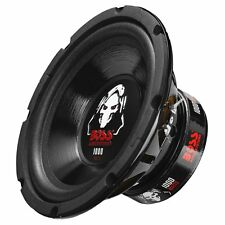 Boss Audio 8-Inch Dual Voice Coil 4-Ohm 1000-Watt Car Subwoofer, Black | P80DVC