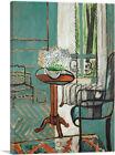 ARTCANVAS The Window 1916 Canvas Art Print by Henri Matisse