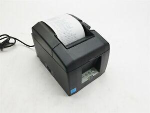Star Micronics TSP650II 654II Ethernet POS Receipt Direct Thermal Printer 60RPM