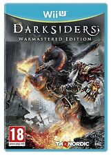Darksiders - Warmastered Edition For PAL Wii U (New & Sealed)