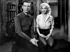 Yves Montand and Marilyn Monroe UNSIGNED photo - L9716 - Let's Make Love