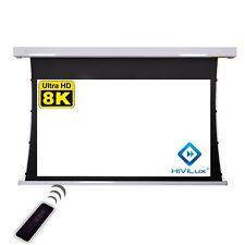 """HiViLux Tab-Tension Leinwand/Screen 106"""" 234x131cm 4K-Tuch/G=1,0/3D/2D/DualSpann"""