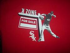 The CHICAGO White Sox CHRIS SALE #49 Pitcher K ZONE For Sale Rare SGA XL T SHIRT