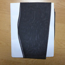 Bas nylon fully fashionned couture stockings  100% vintage noir T4