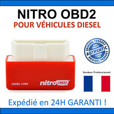 Nitro OBD2 Performance Chip Tuning Box Plug&Drive Interface for Diesel Cars