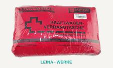 KFZ DUO Verbandstasche + Warnweste Auto Verbandkasten DIN 13164 bis 2023!!!