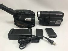 Quasar VM-D51 And JVC GR-AXM225U With 2 Batteries And Charger 150x & 300x