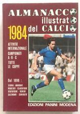 Panini - Almanacco illustrato del Calcio 1984