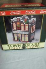 Town Square Building: Coca-Cola Bottling Company #56221 1995 Coke Christmas